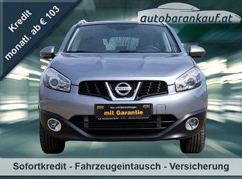 Nissan Qashqai 2,0 dCi I-Way 4WD DPF bei autobarankauf.at – E.R. Auto Handels GmbH in