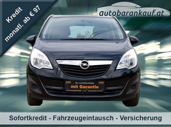 Opel Meriva 1,4 Turbo Ecotec Color Start/Stop System bei autobarankauf.at – E.R. Auto Handels GmbH in