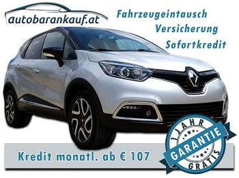 Renault Captur Tonic ENERGY TCe 90 bei autobarankauf.at – E.R. Auto Handels GmbH in