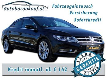 VW Volkswagen CC Sky 2,0 TDI DPF DSG **LEDER, NAVI** bei autobarankauf.at – E.R. Auto Handels GmbH in