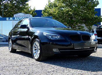 BMW 520d / XENON / LEDER / NAVI / FACELIFT bei autobarankauf.at – E.R. Auto Handels GmbH in