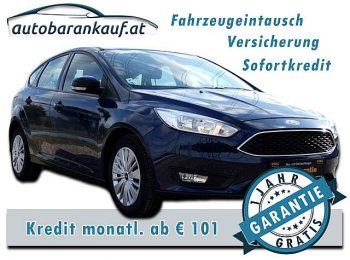 Ford Focus 1,0 EcoBoost Trend bei autobarankauf.at – E.R. Auto Handels GmbH in