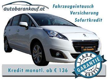 Peugeot 5008 2,0 BlueHDI 150 S&S Active bei autobarankauf.at – E.R. Auto Handels GmbH in