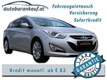 Hyundai i40 Premium 1,7 CRDi DPF **TOPZUSTAND, GARANTIE** bei autobarankauf.at – E.R. Auto Handels GmbH in