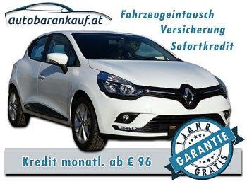 Renault Clio Zen 1,2 16V 75 bei autobarankauf.at – E.R. Auto Handels GmbH in