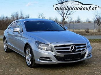 Mercedes-Benz CLS 350 CDI BlueEfficiency Aut. DPF bei autobarankauf.at – E.R. Auto Handels GmbH in