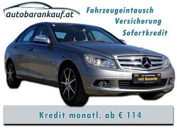 Mercedes-Benz C 200 Elegance CDI Aut. bei autobarankauf.at – E.R. Auto Handels GmbH in