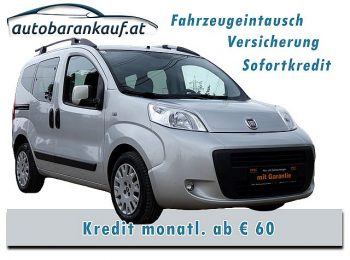 Fiat Qubo 1,4 73 Dynamic bei autobarankauf.at – E.R. Auto Handels GmbH in