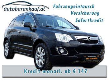 Opel Antara 2,2 CDTI Cosmo Start/Stop System **ALLRAD** bei autobarankauf.at – E.R. Auto Handels GmbH in