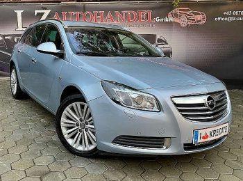 """Opel Insignia ST 2,0 Cosmo CDTI DPF Aut. """"""""ALLRAD"""""""" bei autobarankauf.at – E.R. Auto Handels GmbH in"""